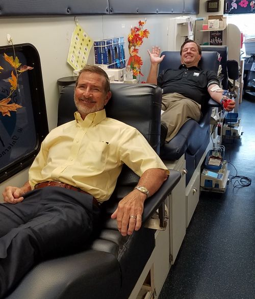 Goodwill hosting monthly blood drives at multiple locations