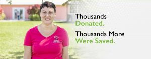 Thousands Donated. Thousands More Were Saved.