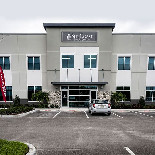 Lakewood Ranch Blood Donation Center